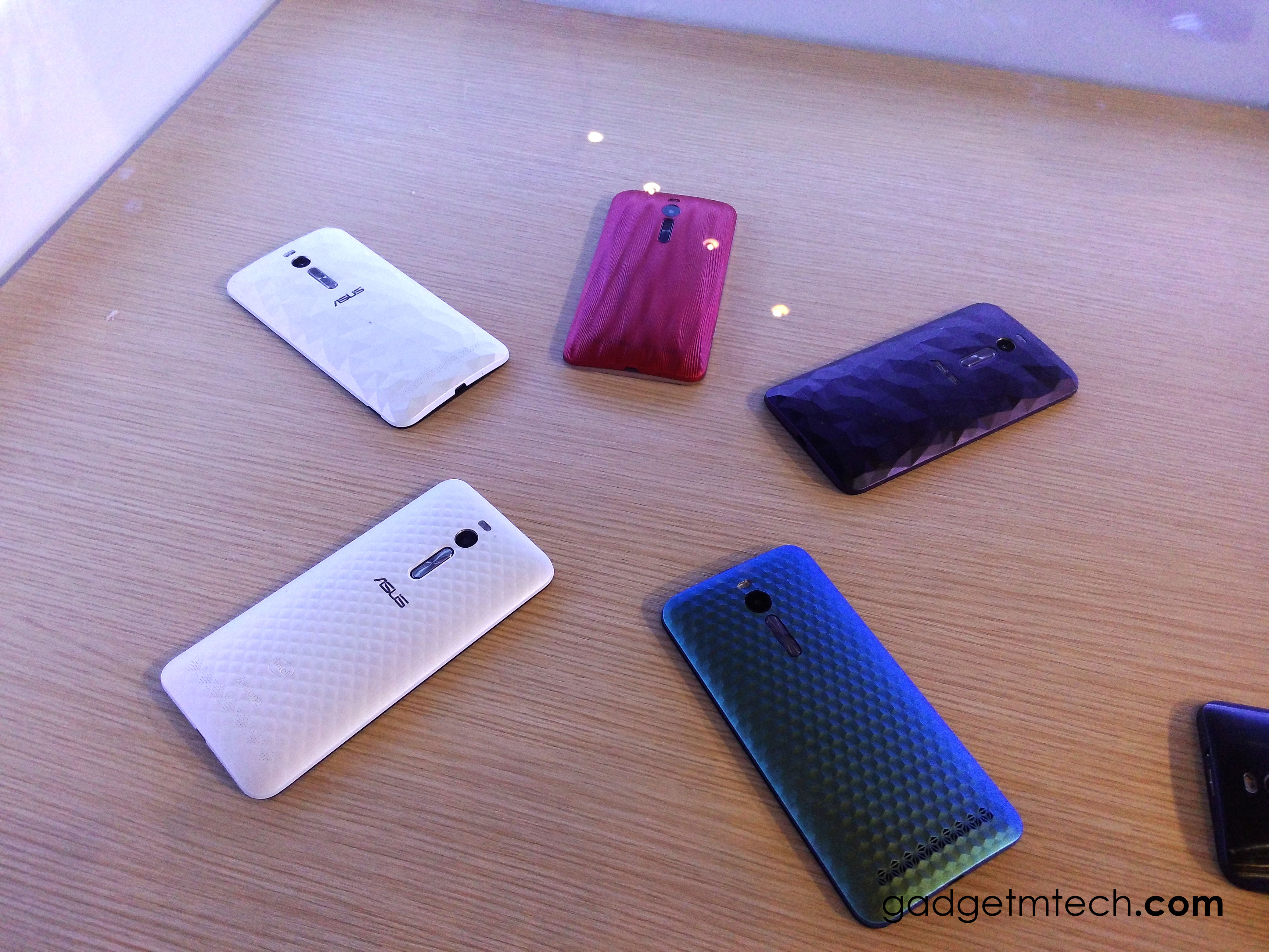 ASUS ZenFone 2 Back Covers