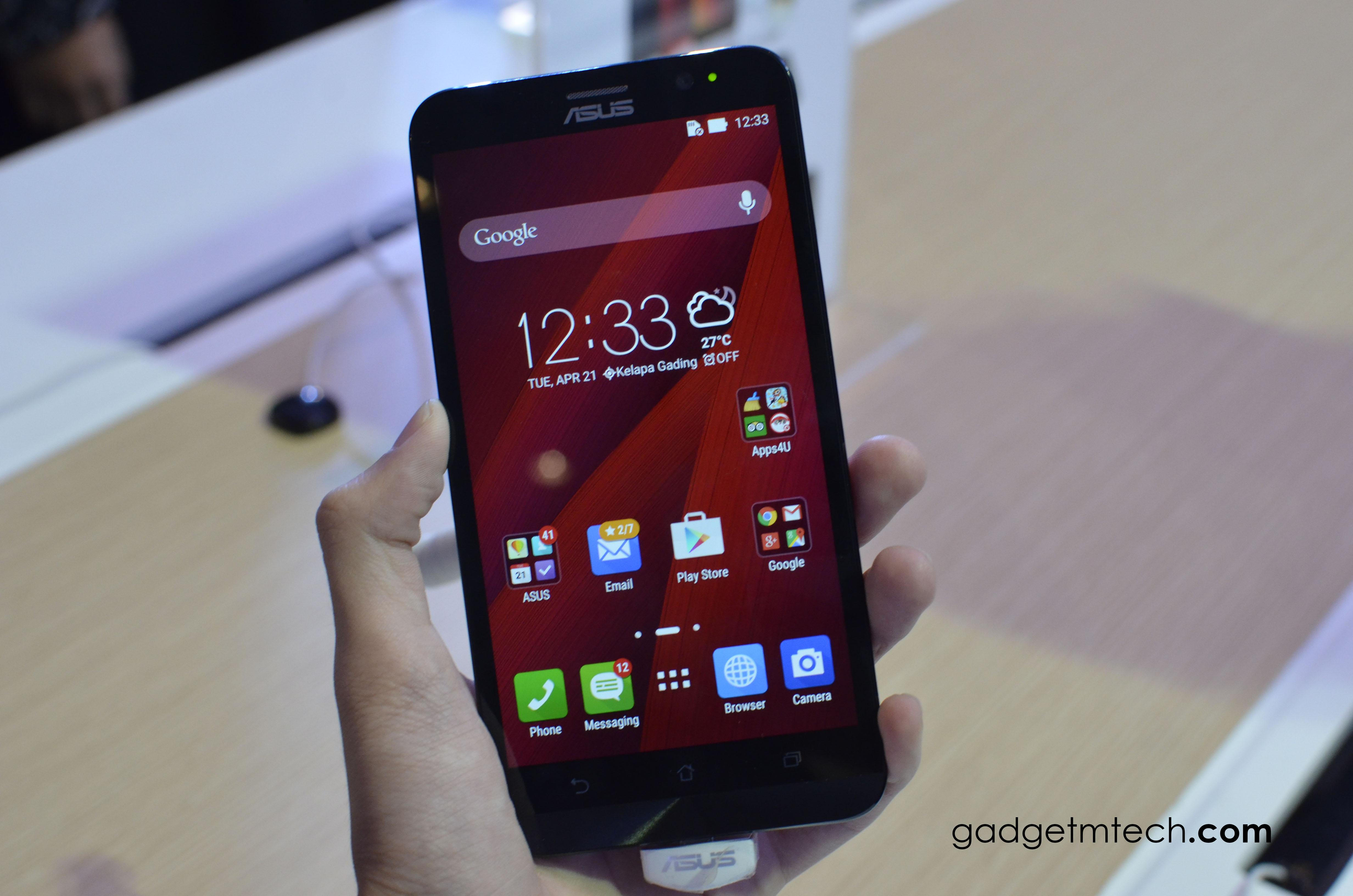 Http Year Of 2015 From A To Z 12 26t0941 Asus Zenfone 2 Laser Ze601kl Free Zenflash Hands On 1