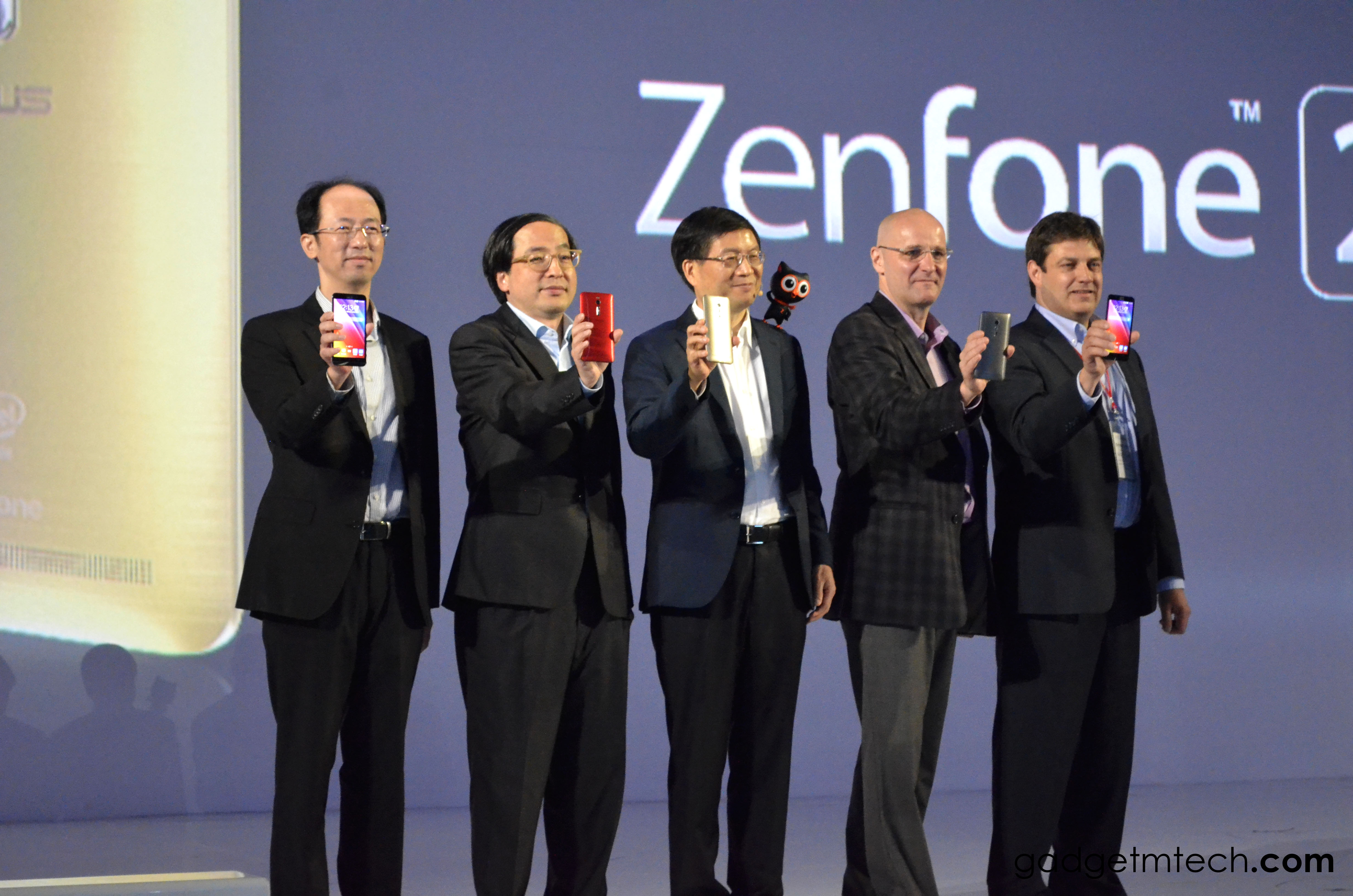 ASUS ZenFone 2 Regional Launch