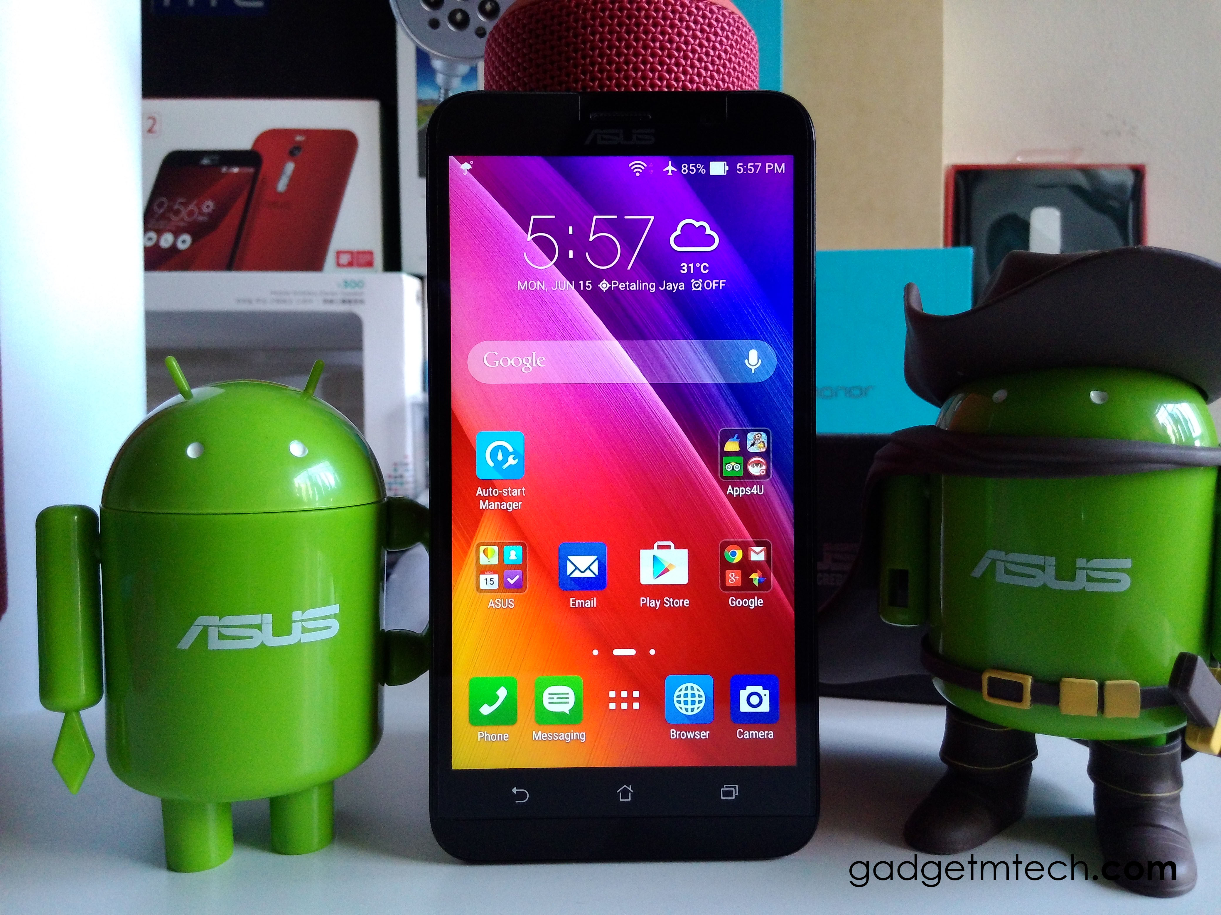ASUS ZenFone 2 Themes & Icon Packs