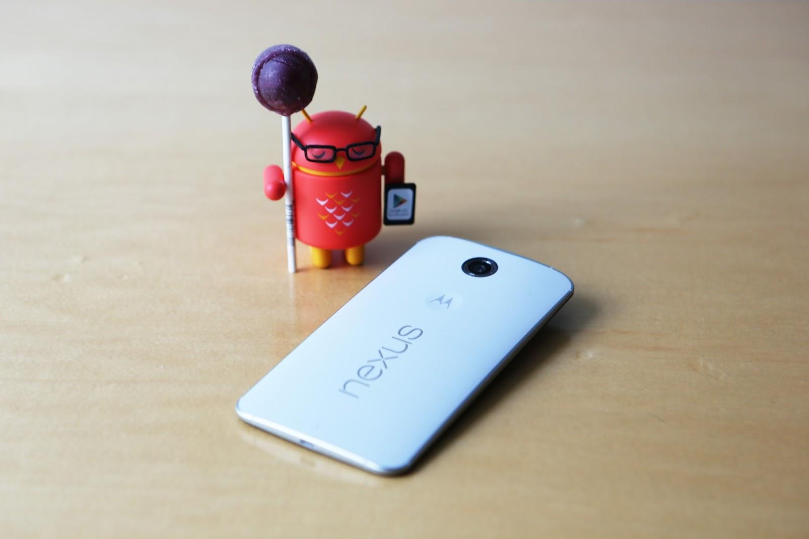 Google Nexus 6 - 1