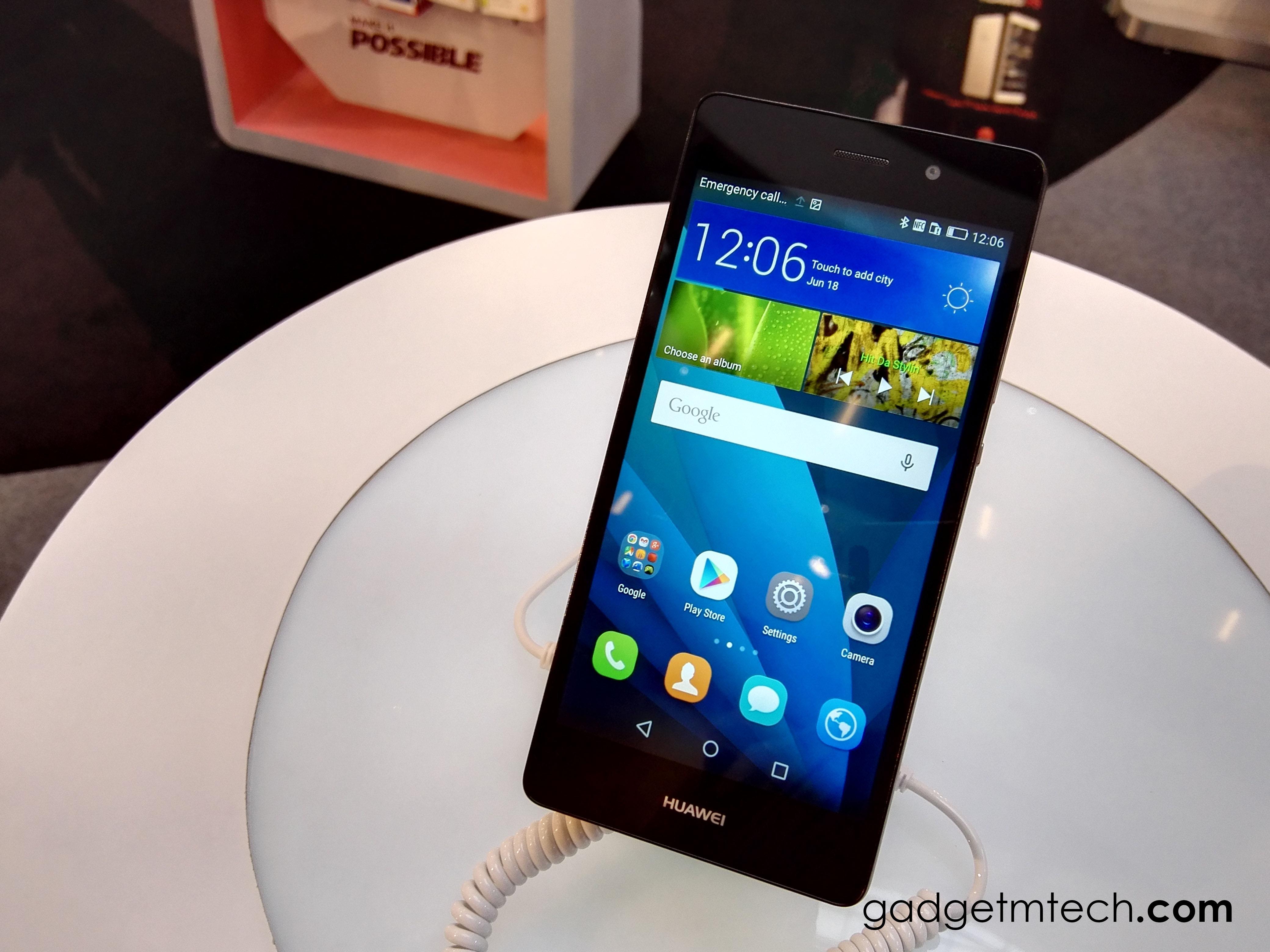Huawei P8lite - 1