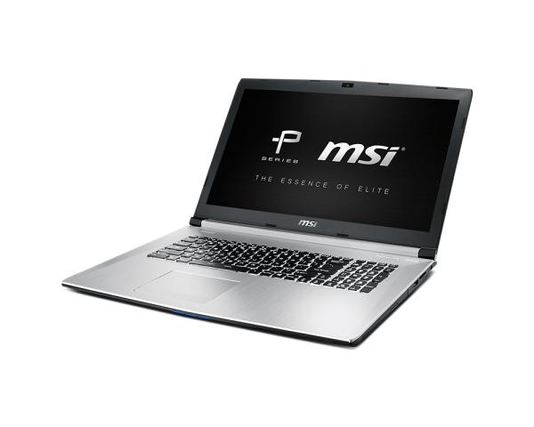 MSI PE70 2QE - 1