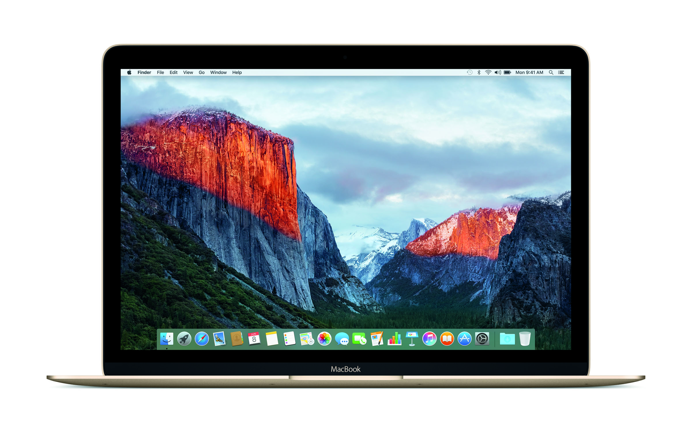 Mac OS X El Capitan - 2
