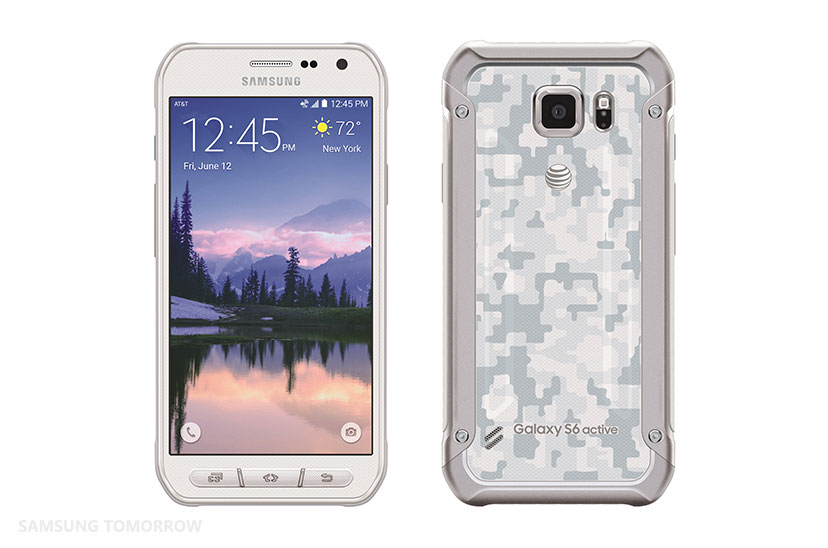 Samsung Galaxy S6 Active - 2