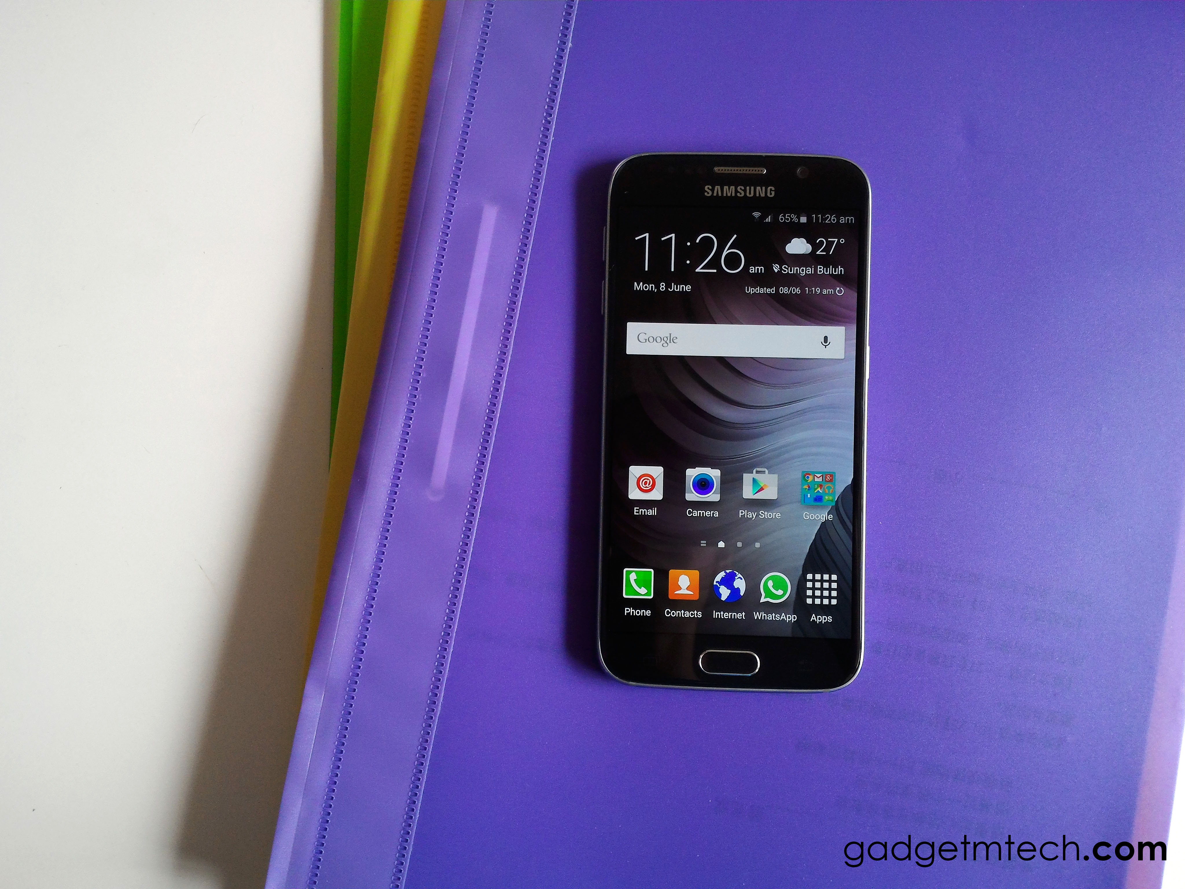 Samsung Galaxy S6 Review - 1
