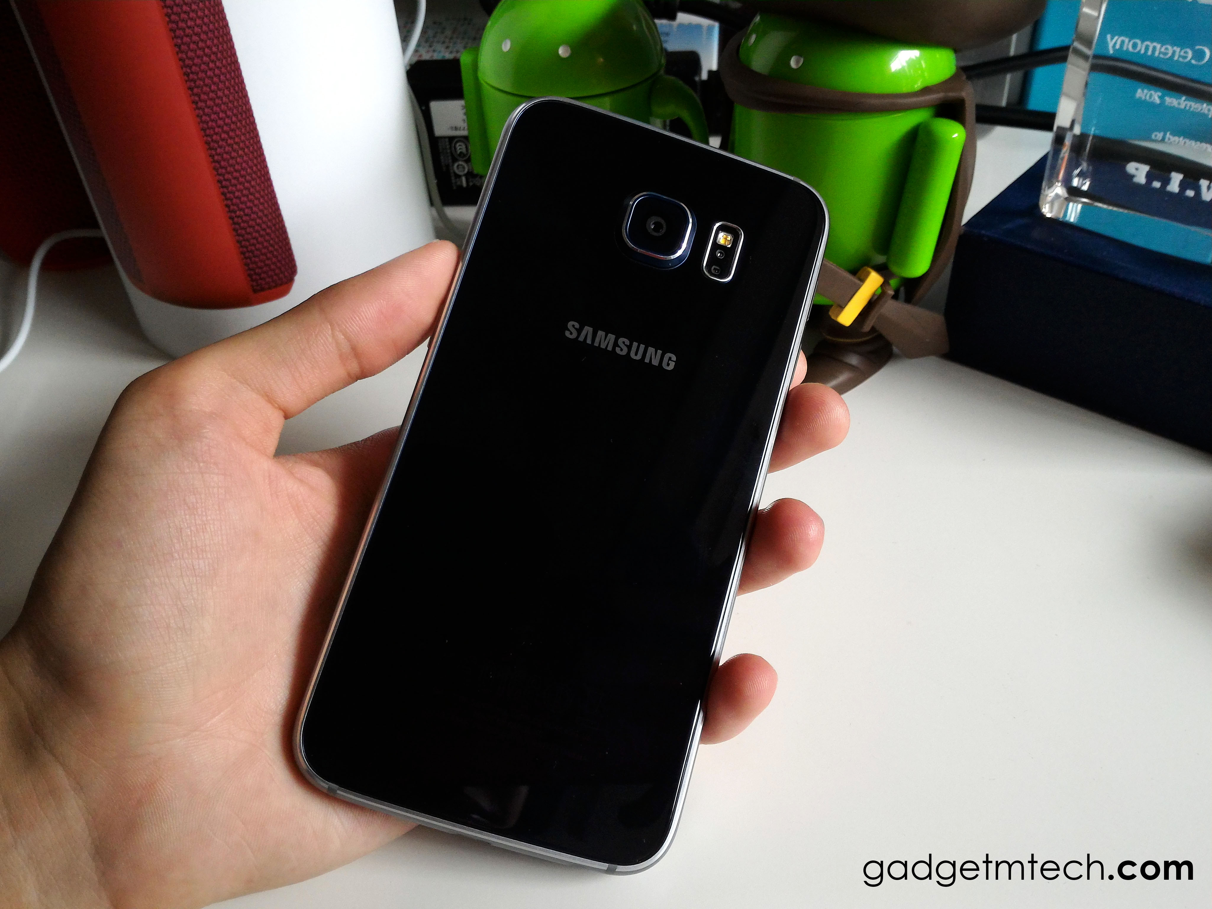 Samsung Galaxy S6 Review - 14