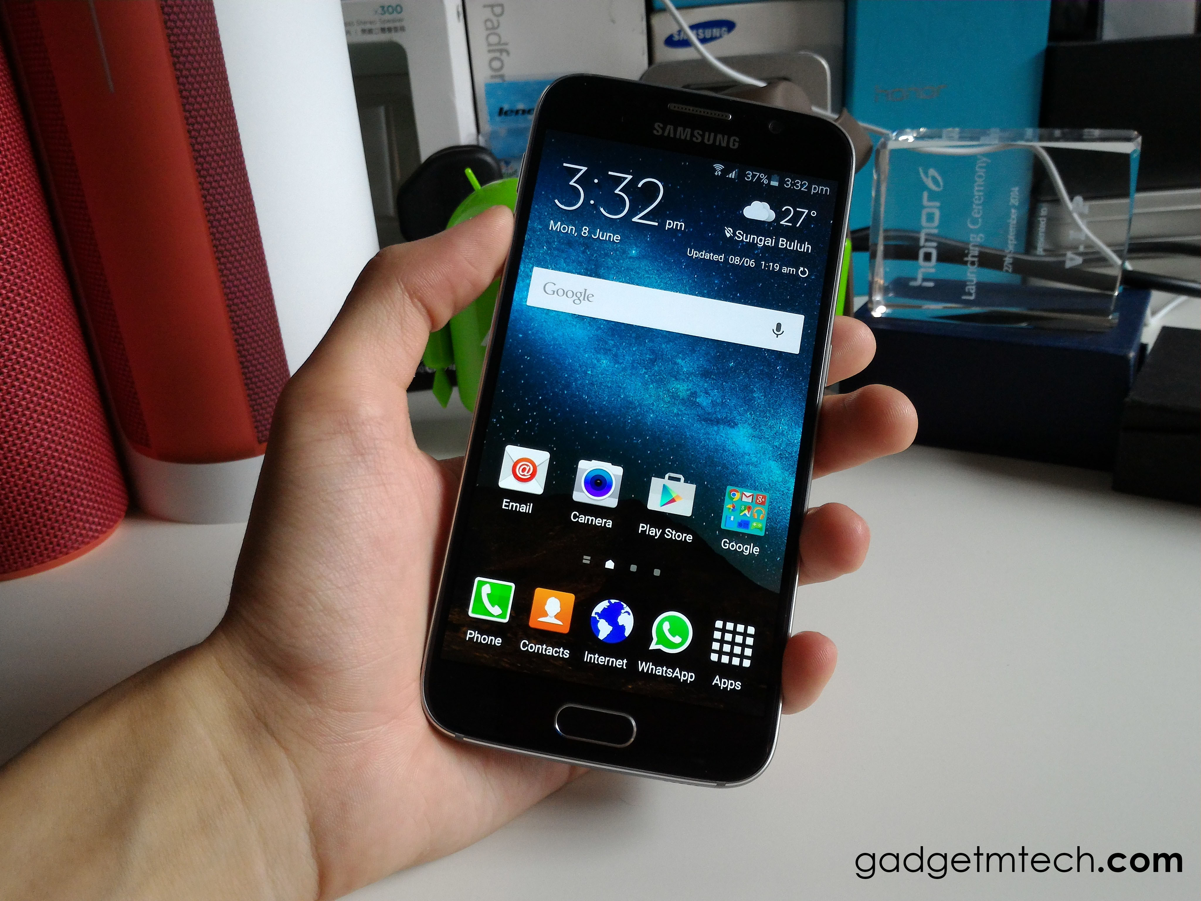 Samsung Galaxy S6 Review - 16
