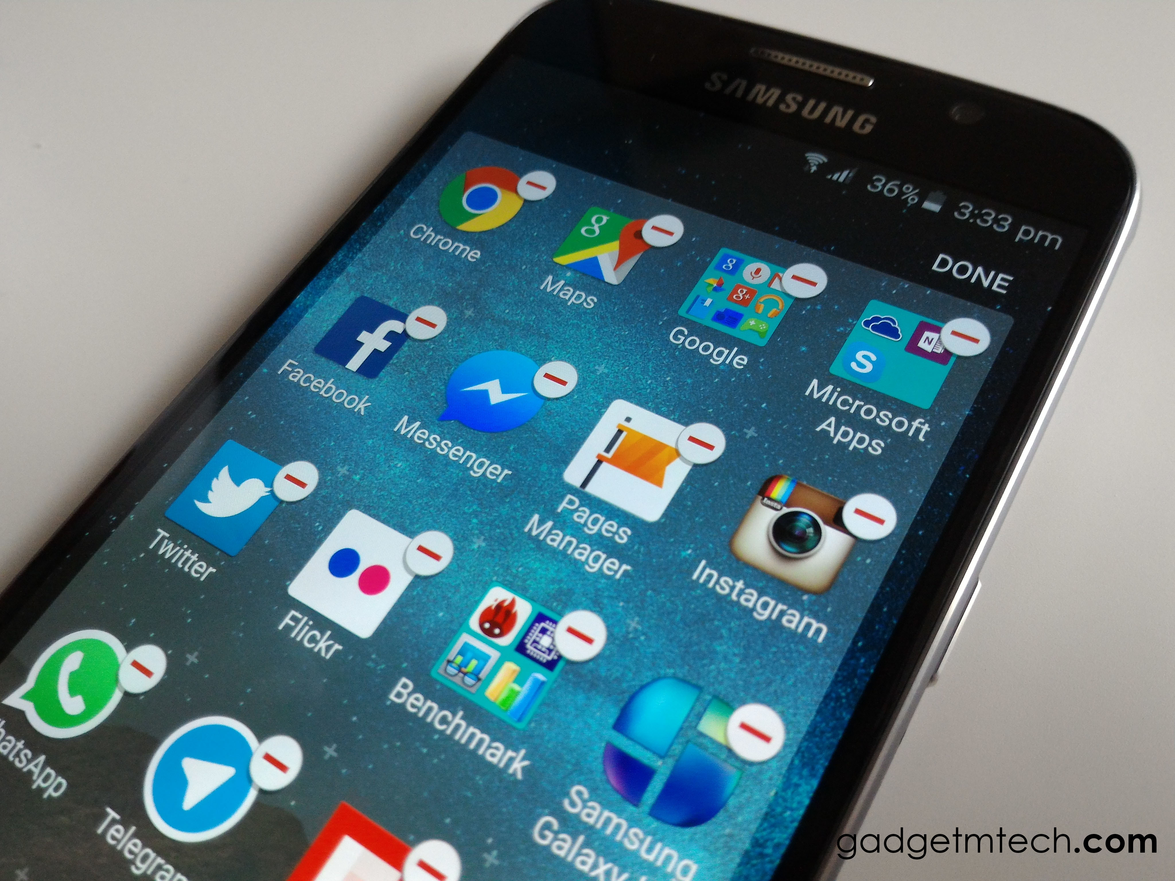 Samsung Galaxy S6 Review - 17