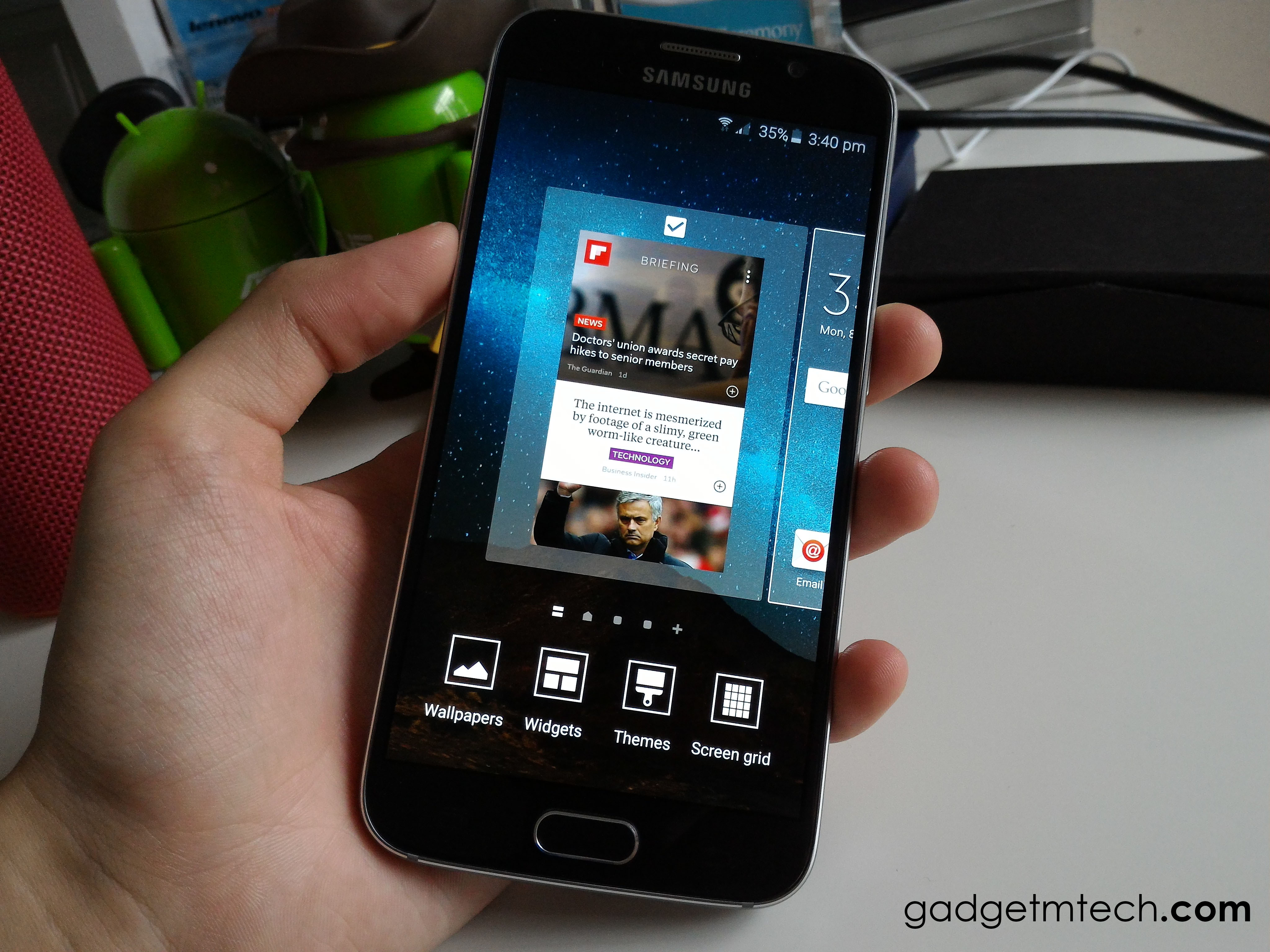 Samsung Galaxy S6 Review - 18