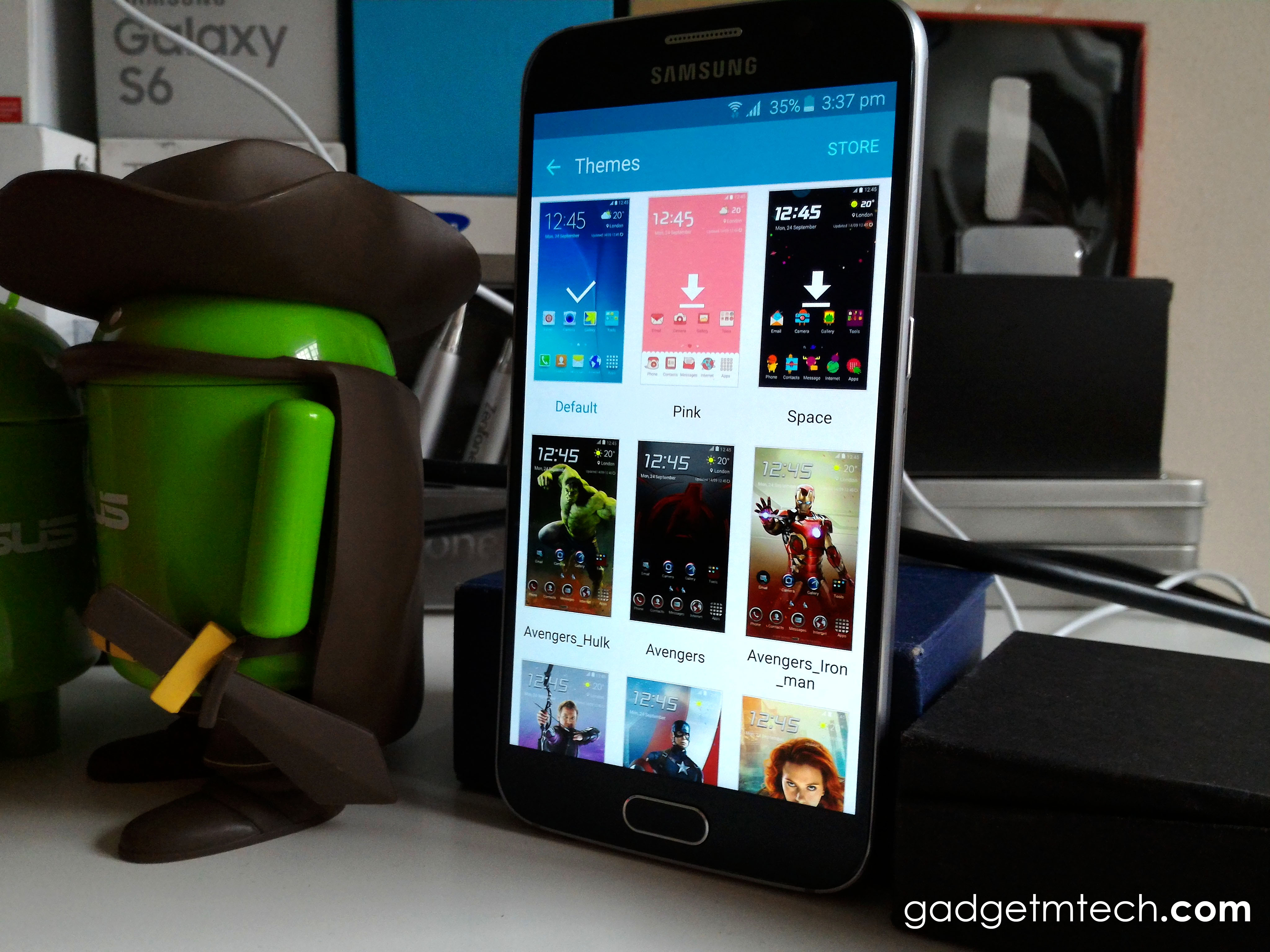 Samsung Galaxy S6 Review - 20