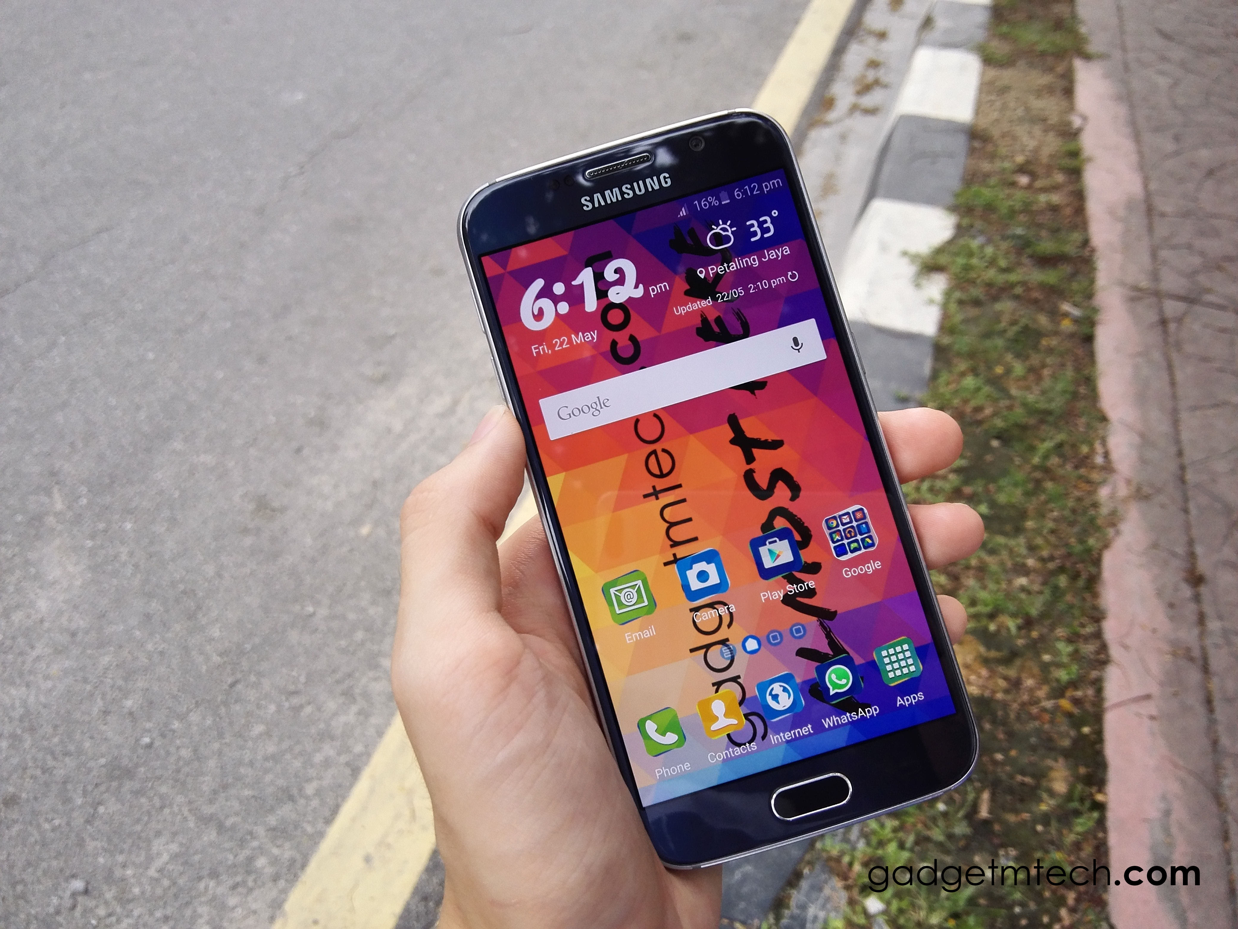 Samsung Galaxy S6 Review - 26