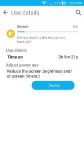 ASUS ZenFone 2 Battery Life - 3