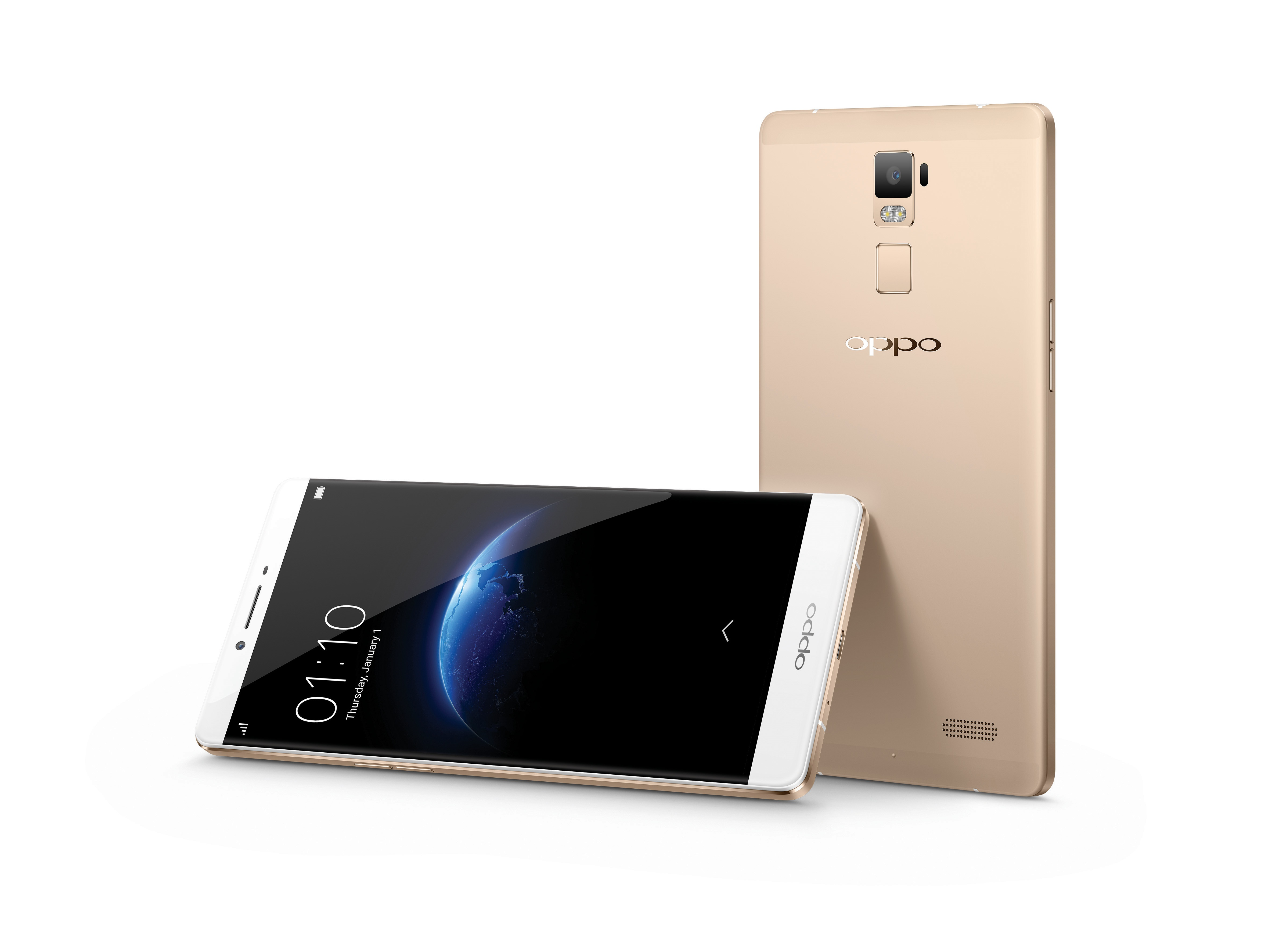 OPPO R7 Plus Gold Share and Win