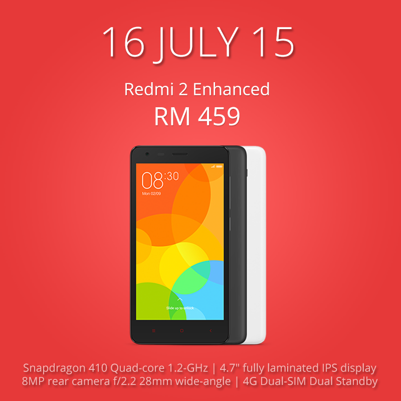 Xiaomi Redmi 2 Enhanced