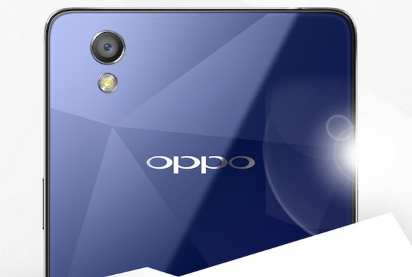 OPPO Mirror 5 back