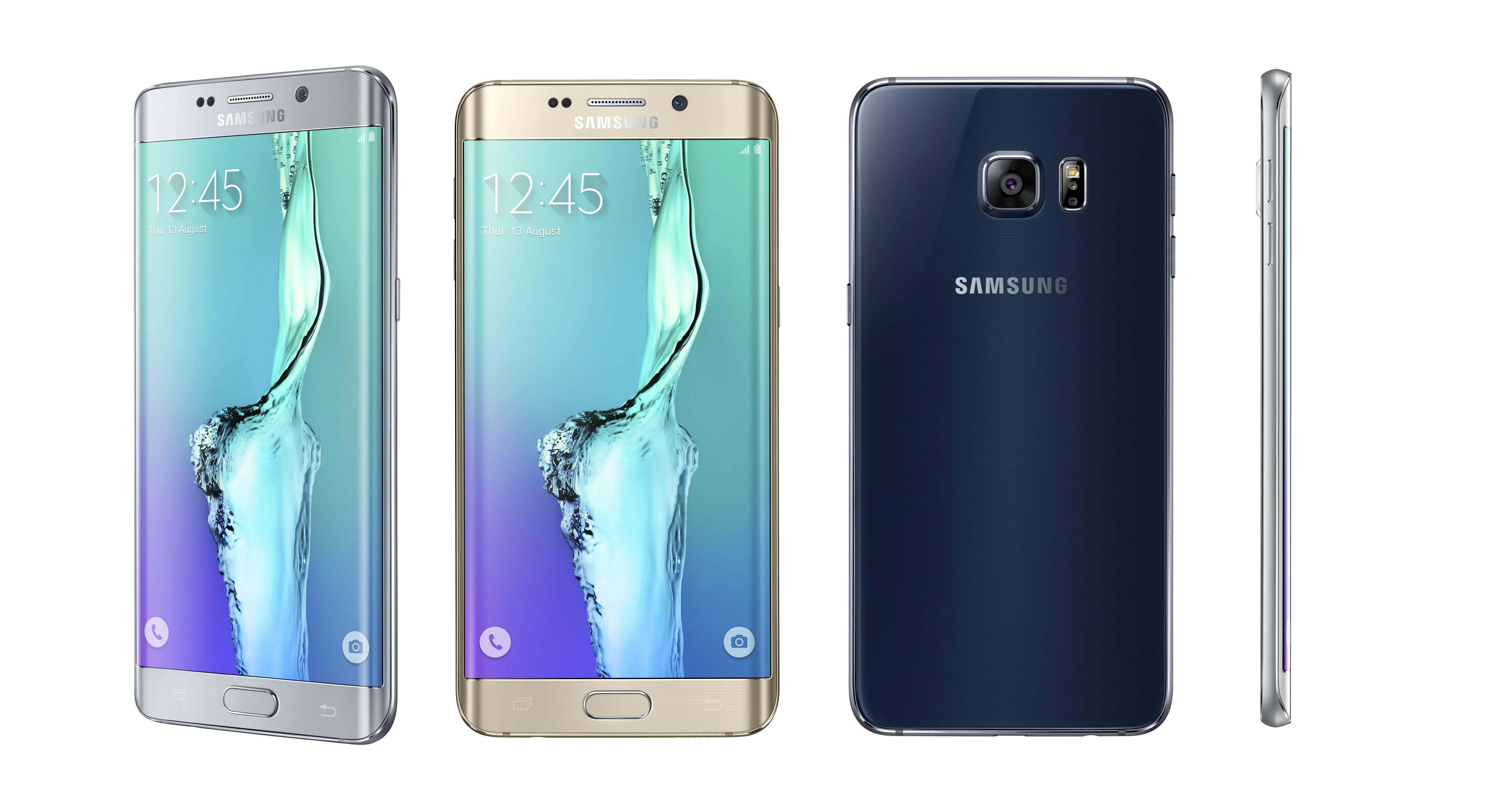 Samsung Galaxy S6 edge+ Colors