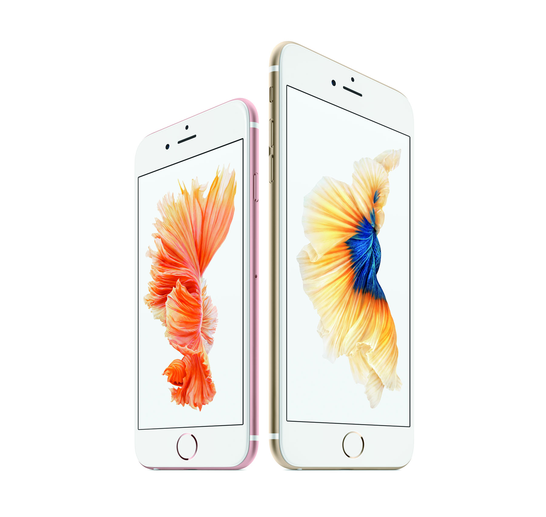 Apple iPhone 6s & iPhone 6s Plus