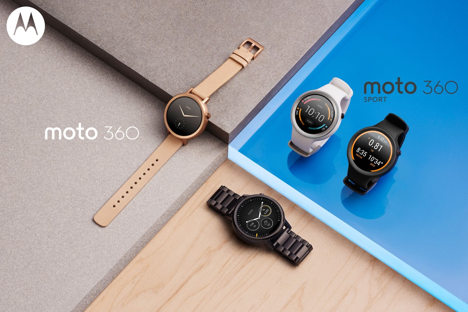 Moto 360 Collection