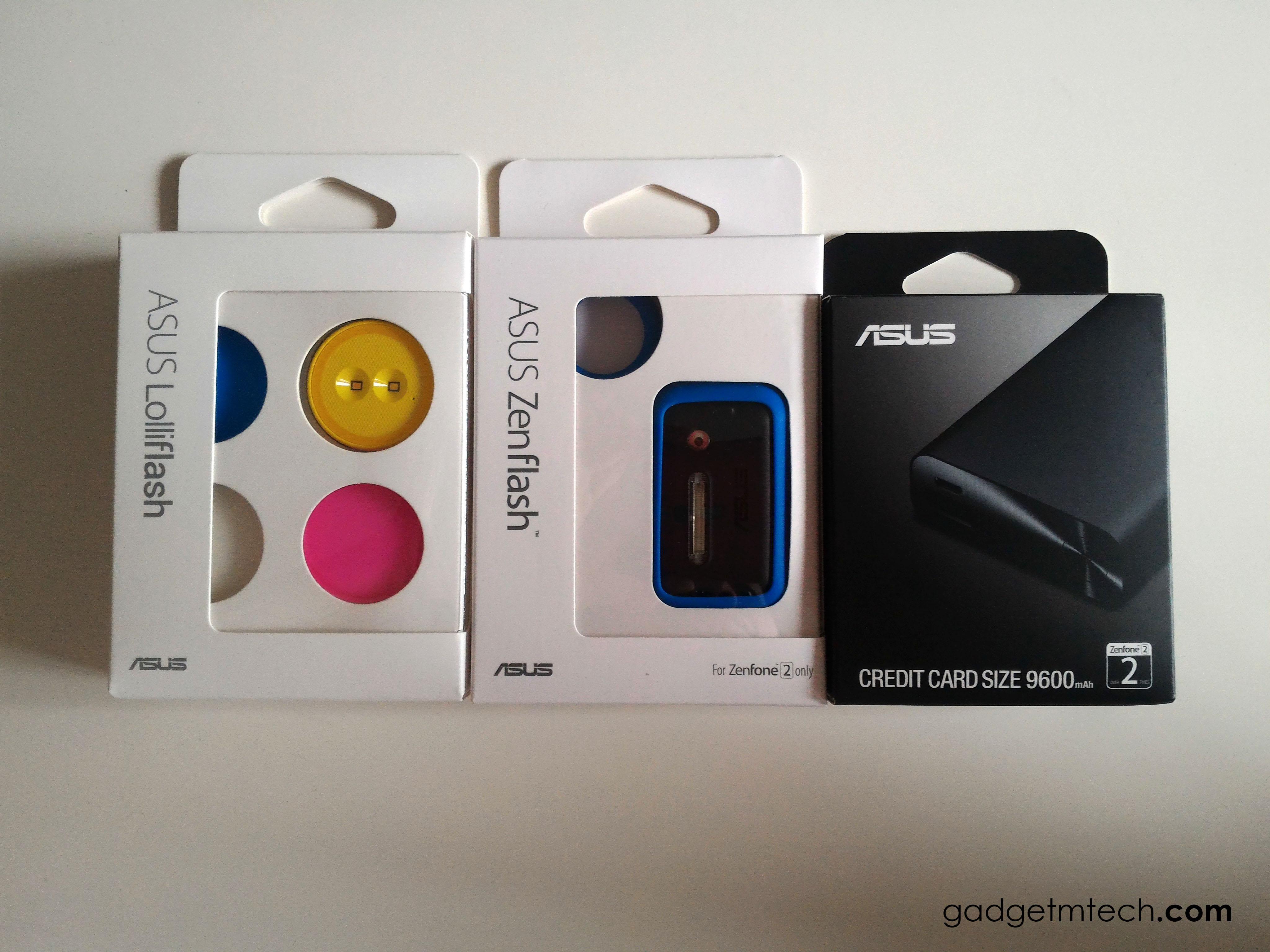 ASUS LolliFlash, ZenFlash & ZenPower Unboxing_1