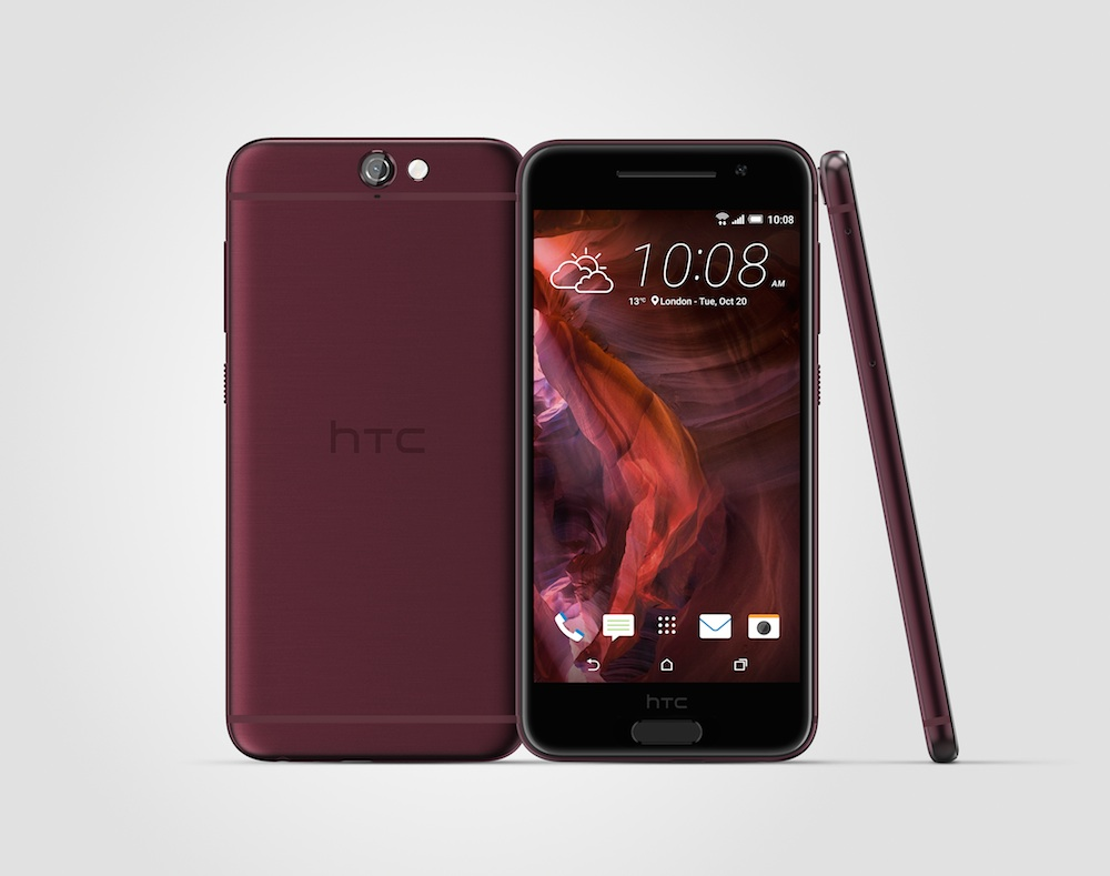 HTC One A9_Deep Garnet