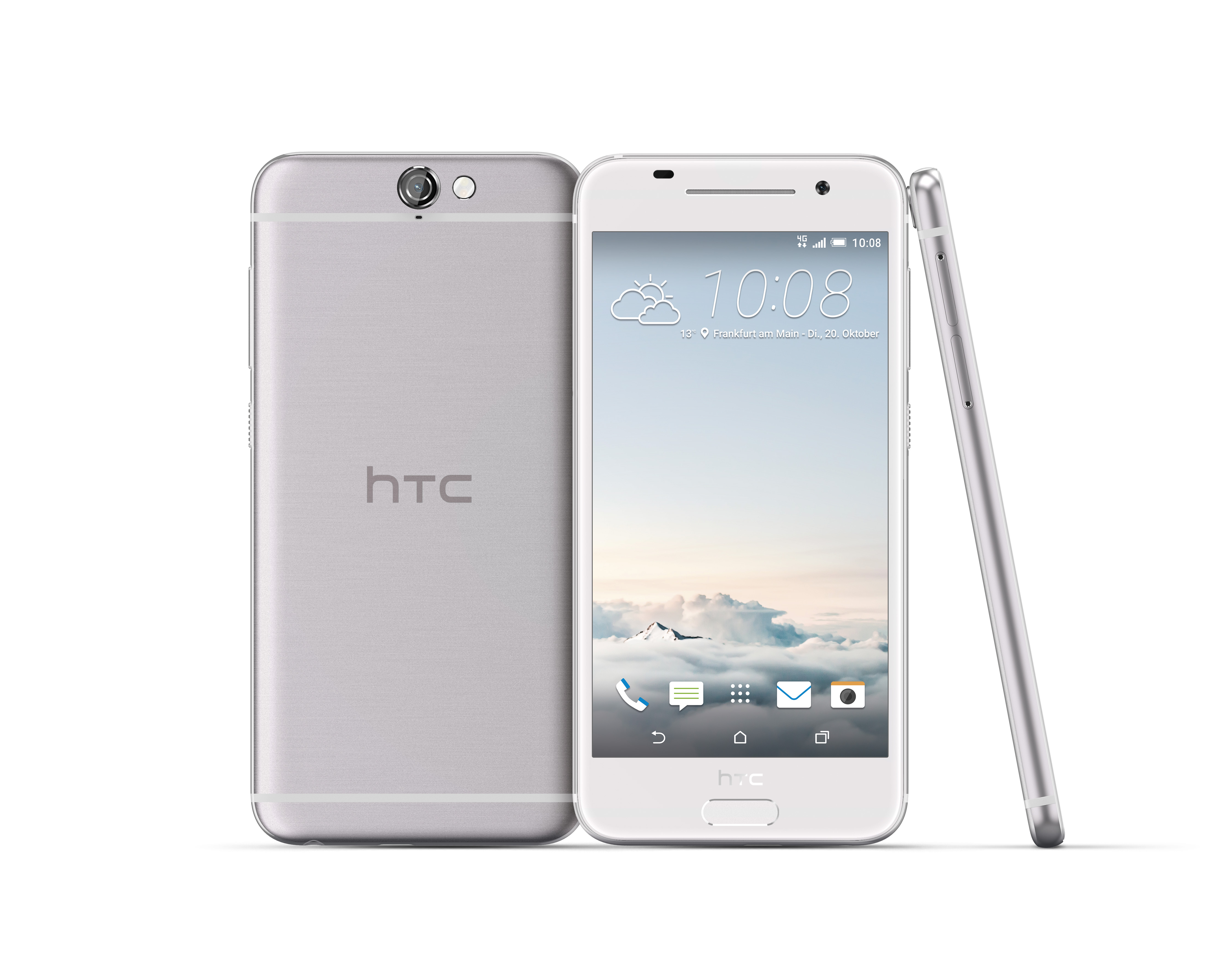 HTC One A9_Opal Silver