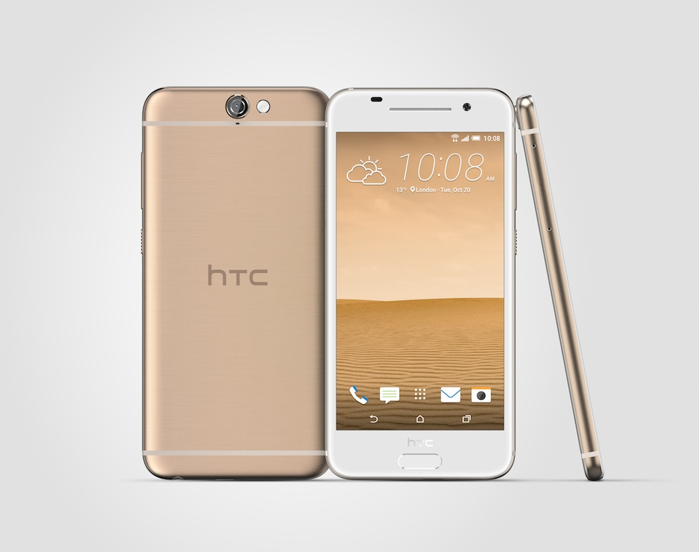 HTC One A9_Topaz Gold