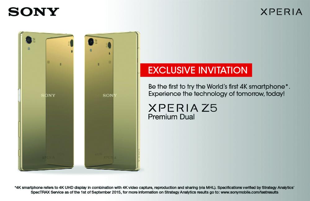 Sony Xperia Z5 Series Malaysia