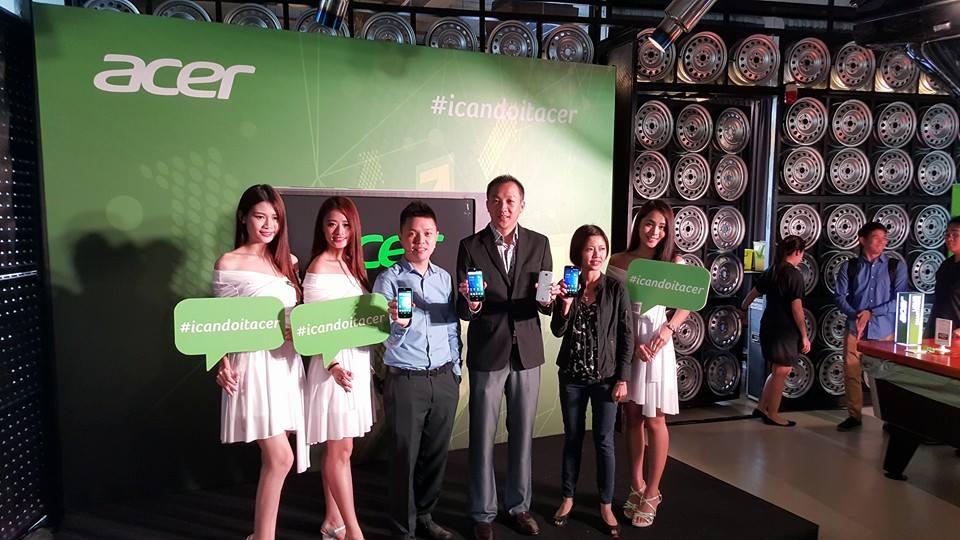 Acer Liquid Z Launch