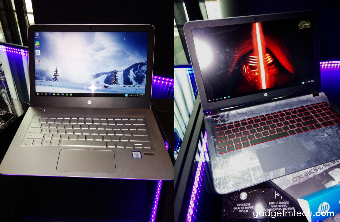HP ENVY 13 and Star Wars Special Edition
