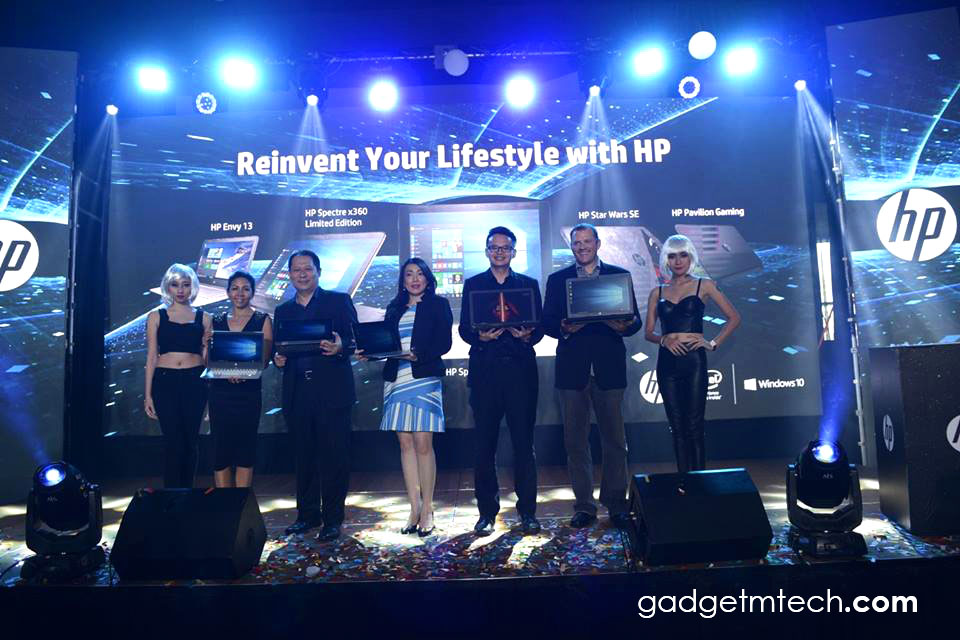 HP Malaysia Star Wars Launch