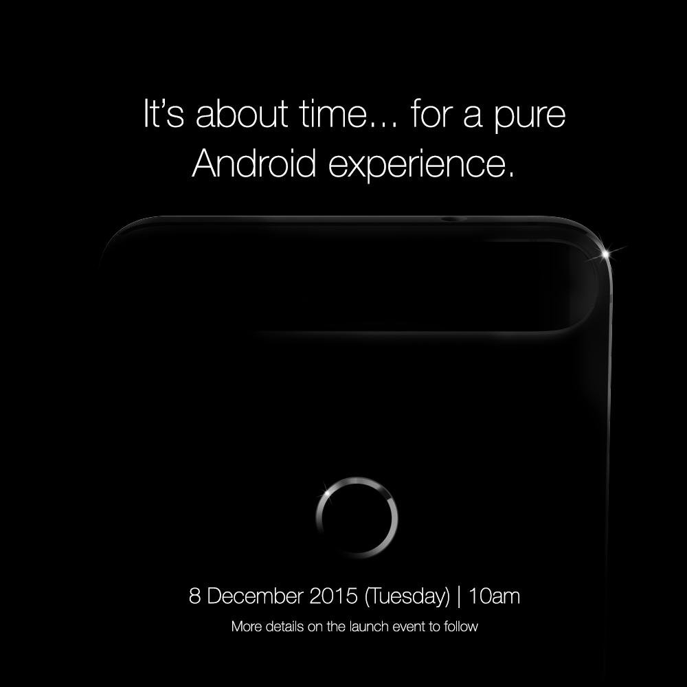 Huawei Nexus 6P Invitation