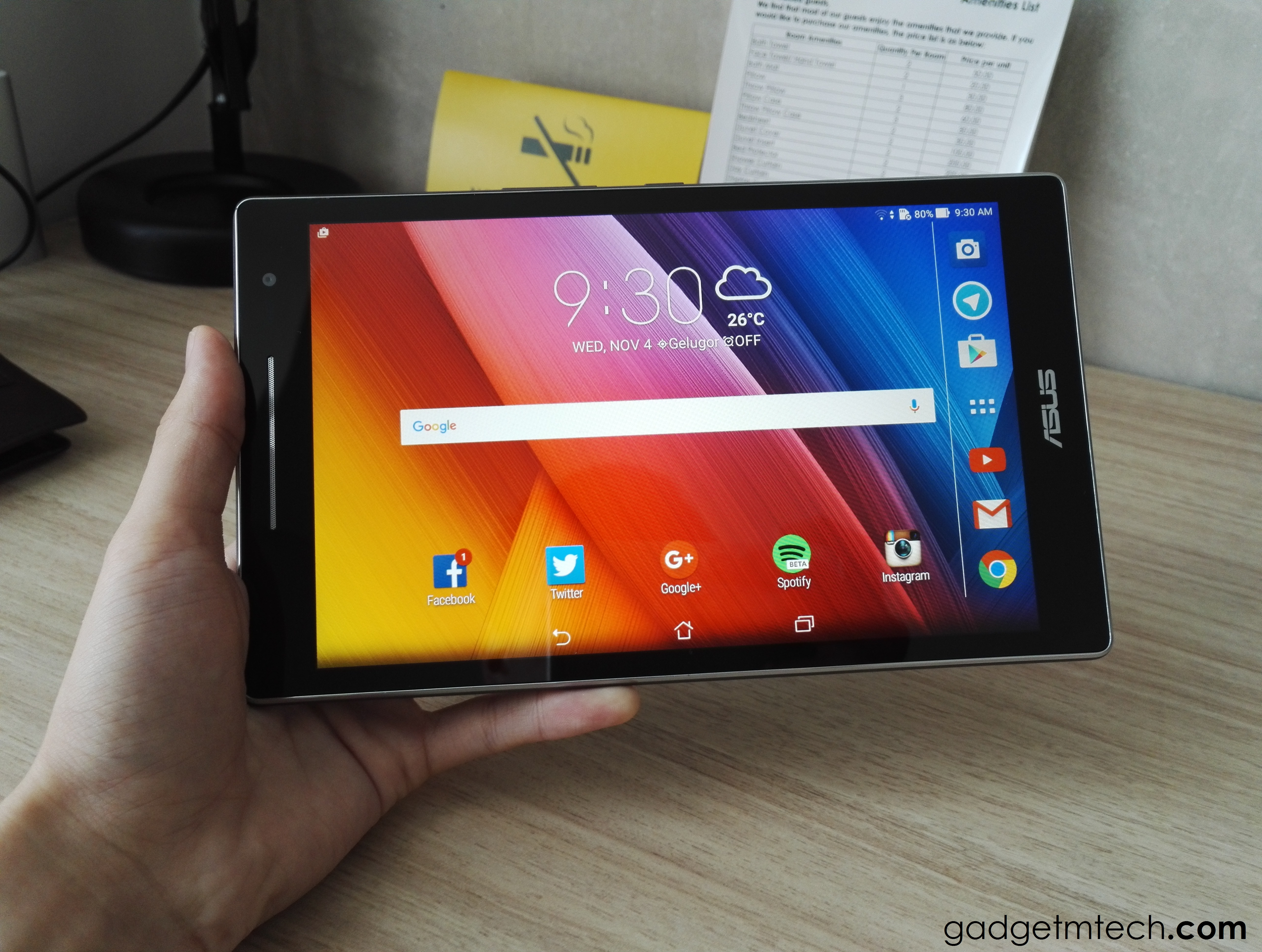 ASUS ZenPad 8.0 (Z380KL) Review_6