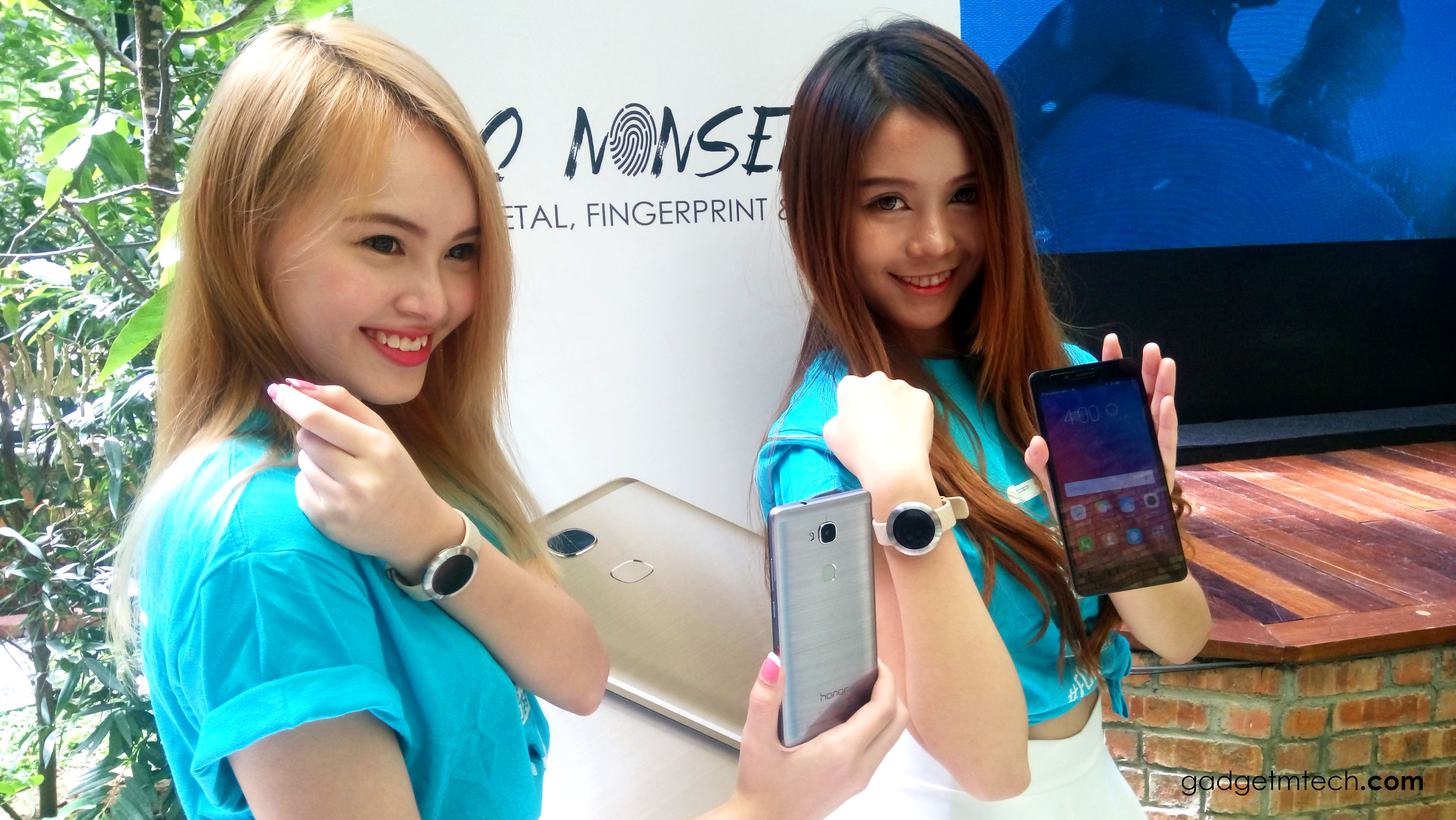 Honor 5X, Honor 7 Enhanced and Honor Band Z1 Launch