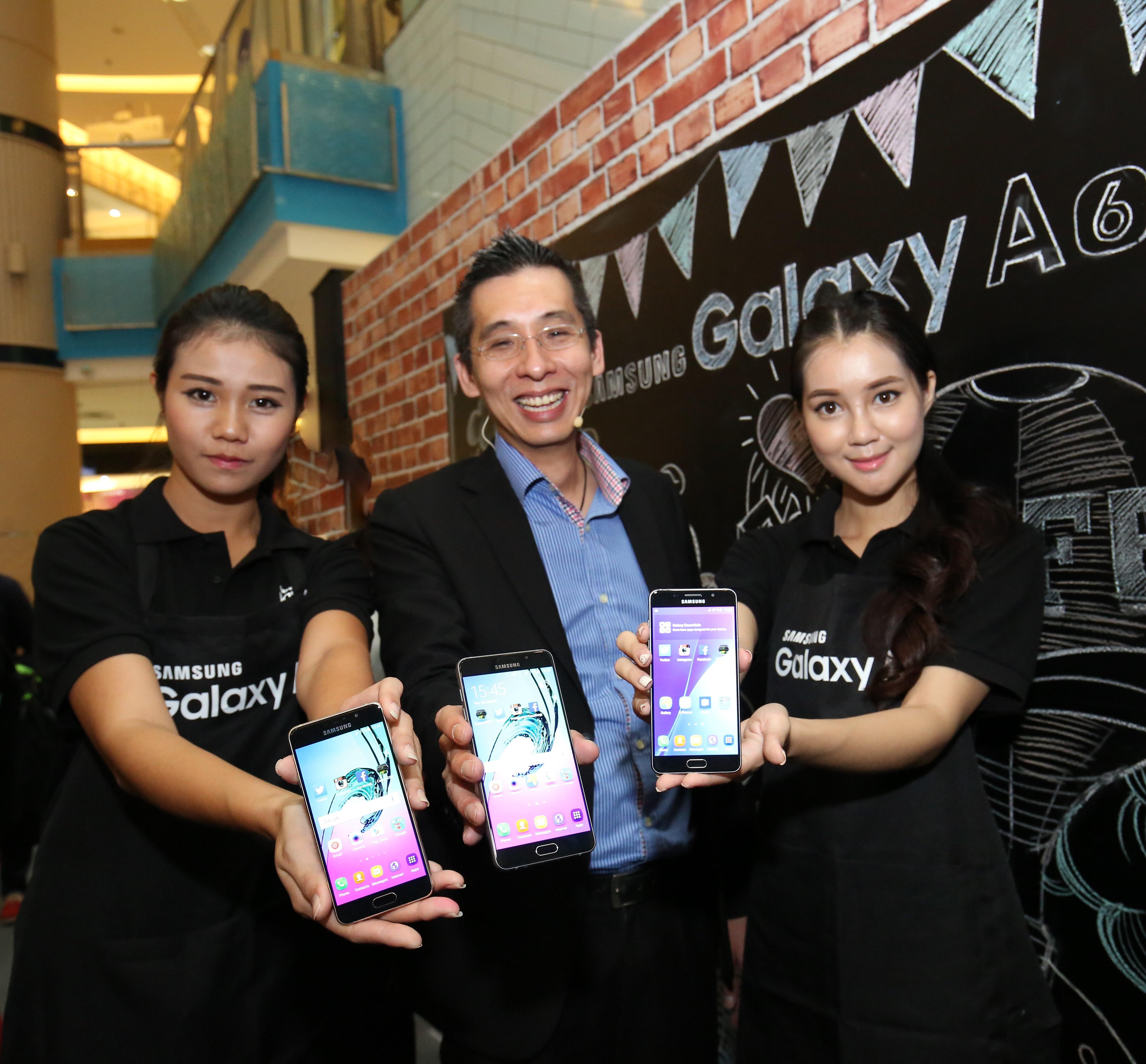 Samsung Galaxy A Series (2016) Launch_1