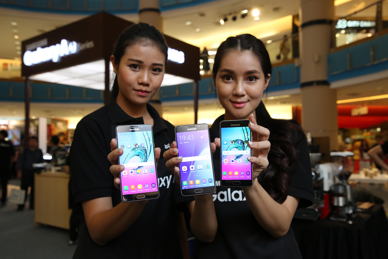 Samsung Galaxy A Series (2016) Launch_2