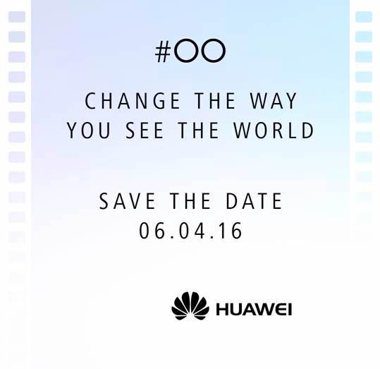Huawei P9 Invite