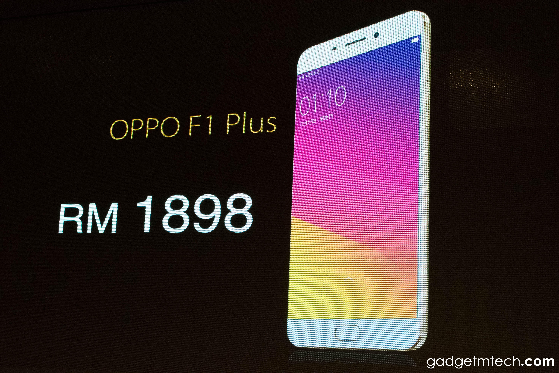 OPPO F1 Plus Launch_6