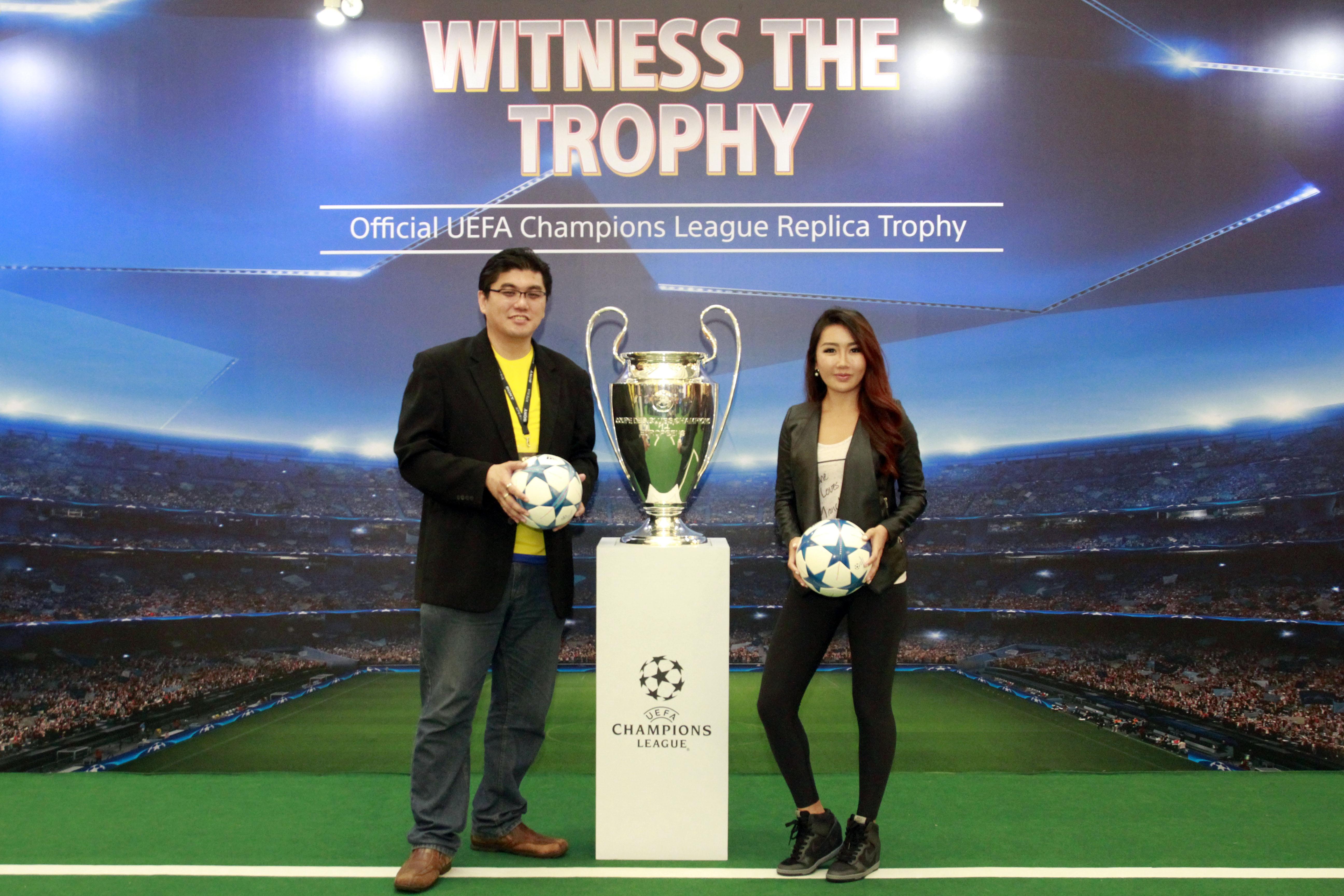 Sony Mobile Malaysia UEFA Champions League 2016_1
