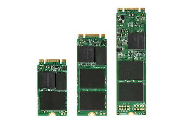 Transcend MTS Series M.2 SSD