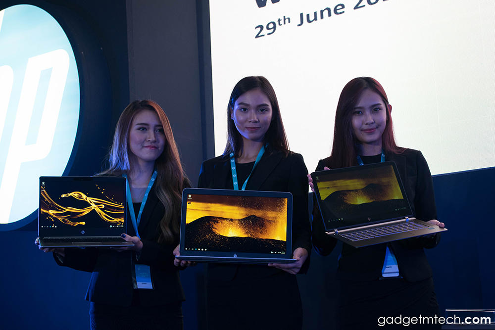 HP Spectre 13, ENVY 15 and EliteBook Folio G1 Launch