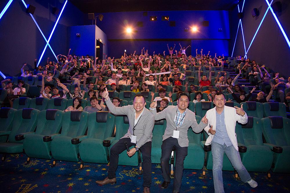 i1holiday Cinema Ad Launch