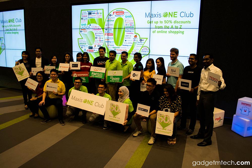 MaxisONE Club Online Shopping Discounts Launch_1