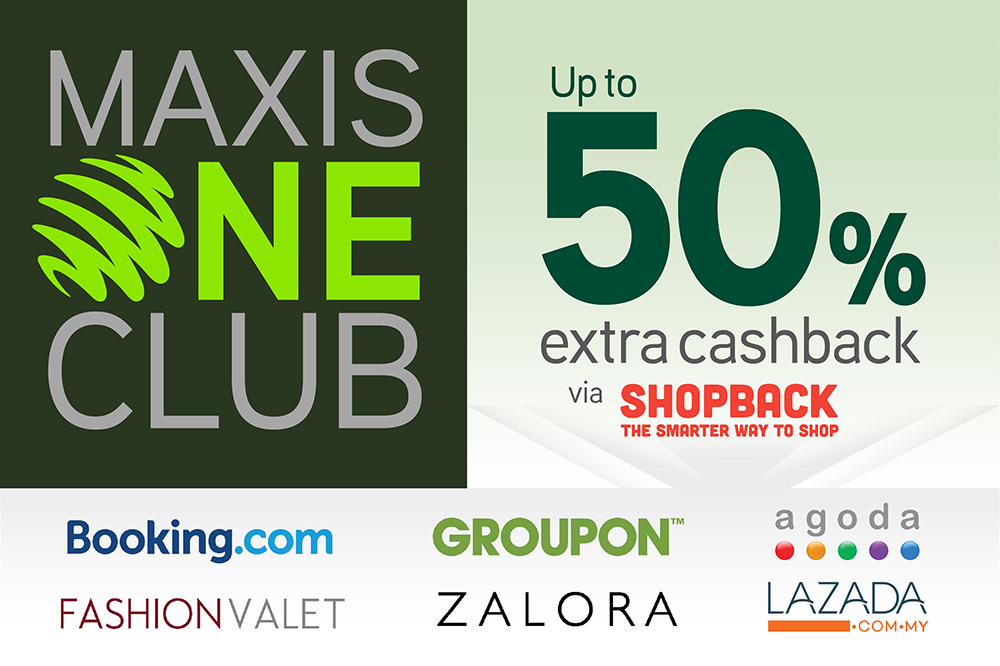 MaxisONE Club Online Shopping Discounts Launch_2