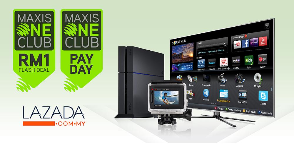 MaxisONE Club Online Shopping Discounts Launch_4