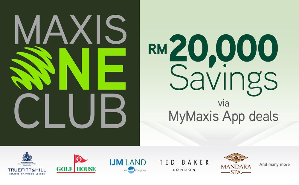 MaxisONE Club Online Shopping Discounts Launch_5