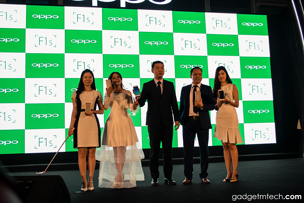 OPPO F1s Launch_1