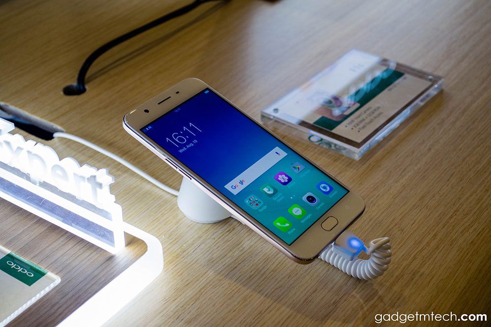 OPPO F1s Launch_2