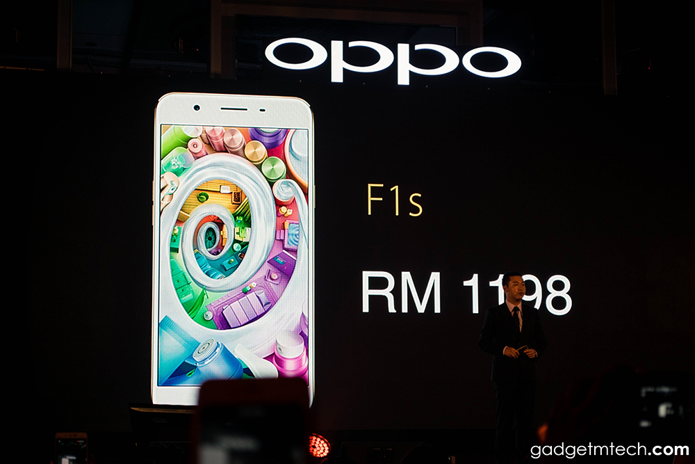OPPO F1s Launch_4