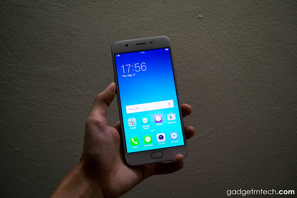 OPPO F1s Unboxing & First Impressions_11